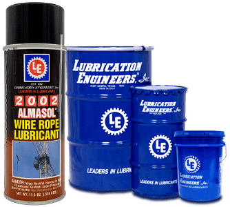 2002 Almasol WireLife Rope Coating Lubricant