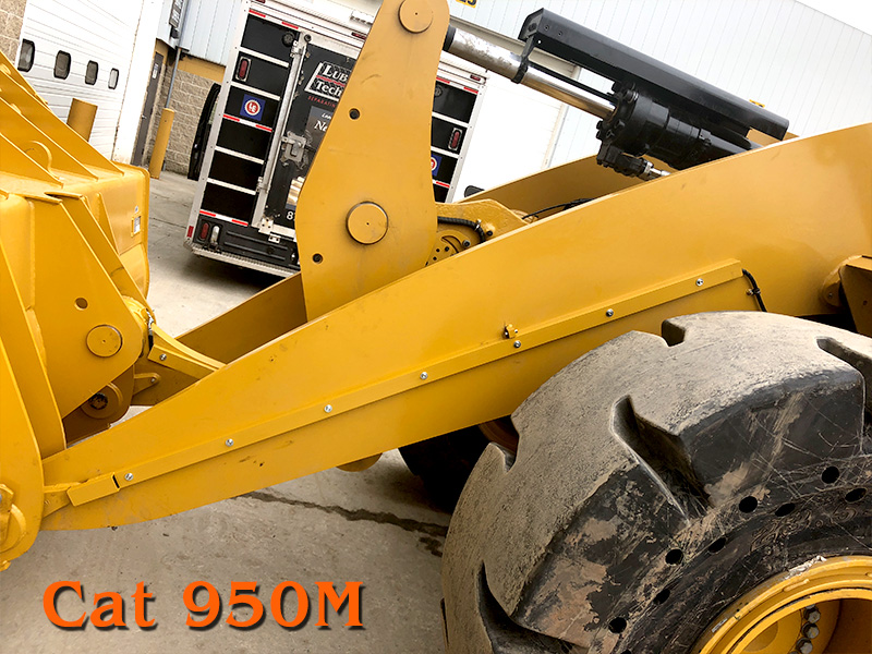 CAT 950M Loader || LUBRICATION TECHNOLOGIES