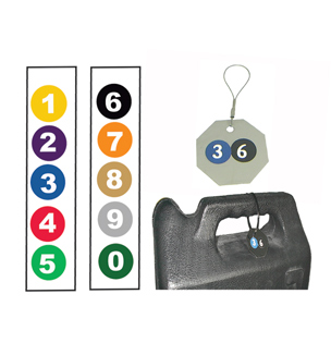 CheckFluid Indentification Tags