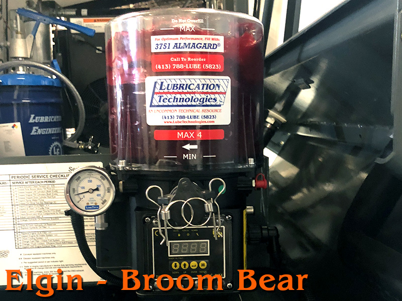 elgin broom bear manual