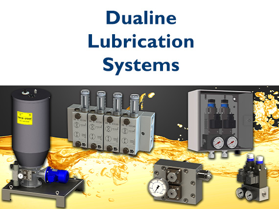 ILC auto lubrication Dualine Systems