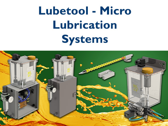 auto lubrication Lubetube-Micro System