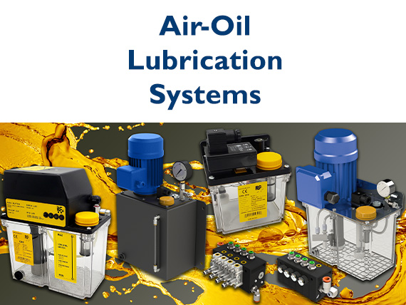 auto lubrication Oil-Air System
