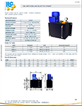 MPT-200/LAM Electric Pump
