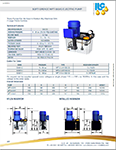 MPT-500/G Electric Pump