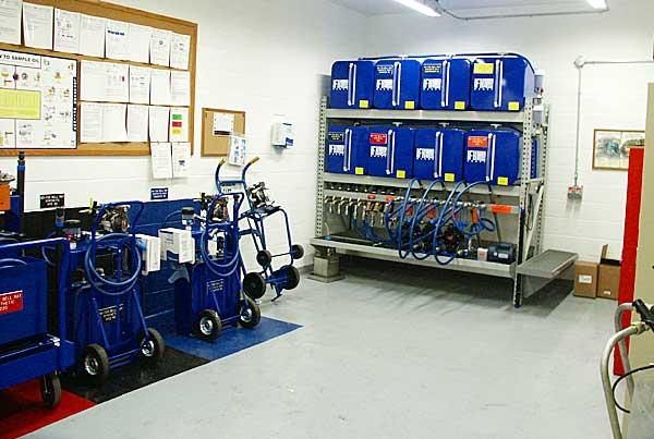 Lubrication Storage Amp Handling Lubrication Technologies