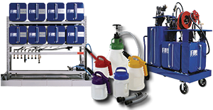 Lubrication Storage and Handling Solution